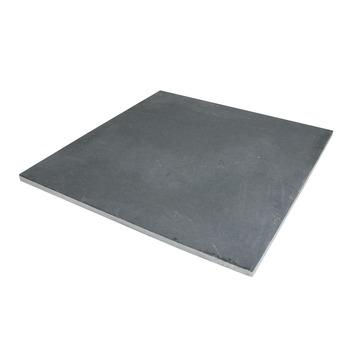 Terrastegel Leisteen Antraciet 60x60 cm - Per Tegel / 0,36 m2