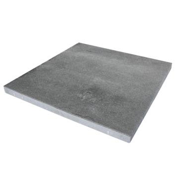 Betontegel 60x60 Gewicht.Terrastegel Beton Ardechio Grijs 60x60 Cm 36 Tegels 12 96 M2