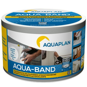 Aquaplan Aqua-Band ALU 10 cm x 5 Meter