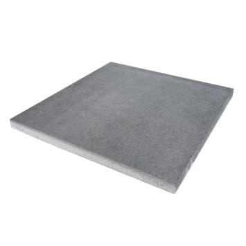 Betontegel Grijs 60x60.Terrastegel Beton Hollywood Donker Grijs 60x60 Cm Per Tegel 0 36 M2