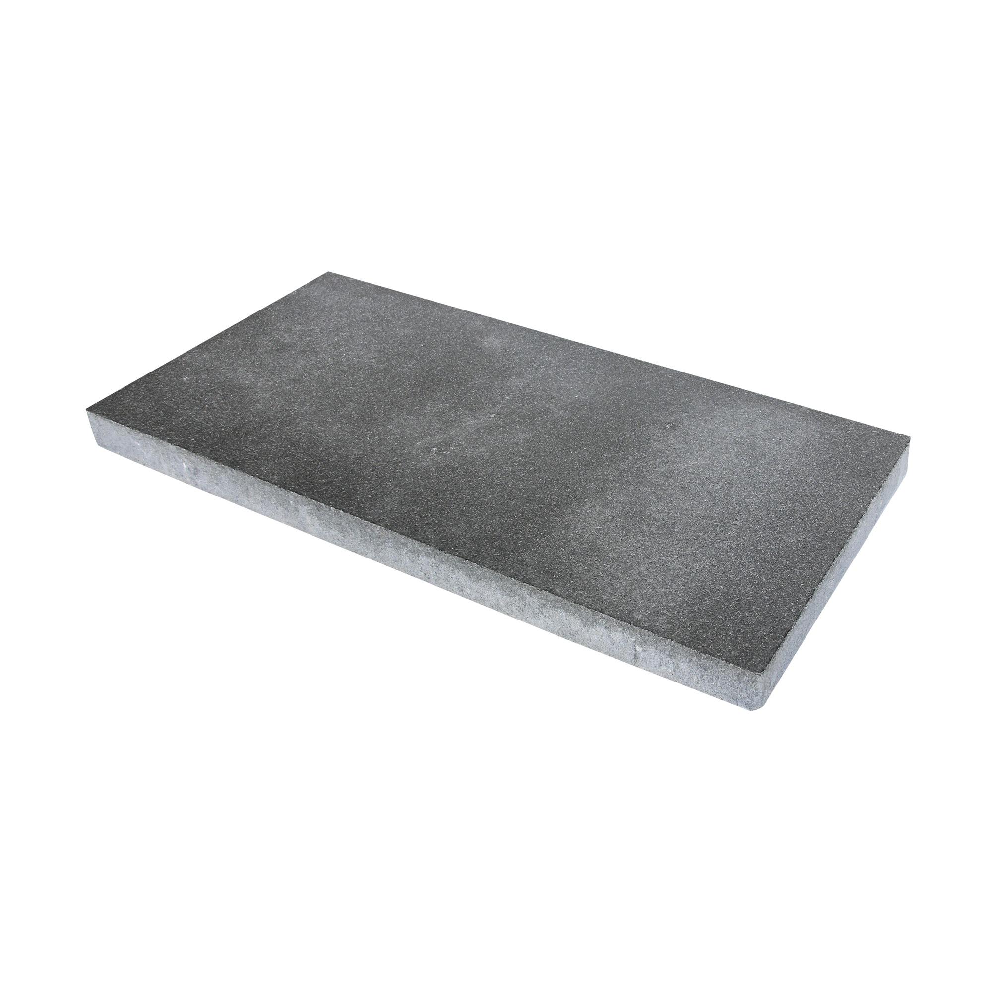 Terrastegel Beton Vegas Zwart Nuance 60x30 cm Per Tegel-0,18 m2