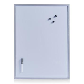 Memobord aluminium magneet 60x80 cm