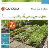 Gardena Micro-Drip-System startset voor bloembedden en moestuinen