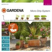 Gardena Micro-Drip-System startset voor bloempotten en plantenbakken