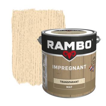Rambo Impregnant kleurloos transparant 2,5 l