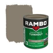 Rambo Pantserbeits Tuinhout zijdeglans leisteengrijs dekkend 750 ml