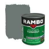 Rambo Pantserbeits Tuinhout zijdeglans griffelgrijs dekkend 750 ml