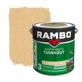 Rambo Pantserbeits Tuinhout zijdeglans kleurloos transparant 2,5 l