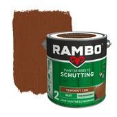 Rambo Pantserbeits Schutting mat teakhout transparant 2,5 l
