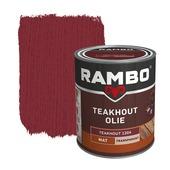 Rambo Teak Olie transparant 750 ml