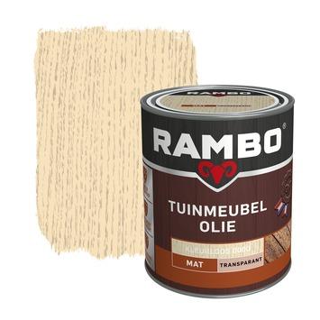 Rambo Tuinmeubel Olie kleurloos transparant 750 ml