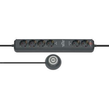 Brennenstuhl Eco-Line stekkerdoos Comfort Switch Plus 1,5 meter