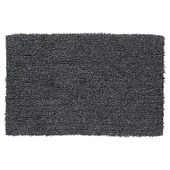Sealskin Misto badmat zwart 60x90 cm