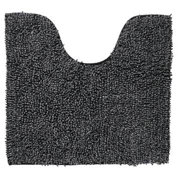 Sealskin Misto wc mat zwart 60x55 cm