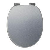 Tiger Eldorado Softclose toiletbril zilver