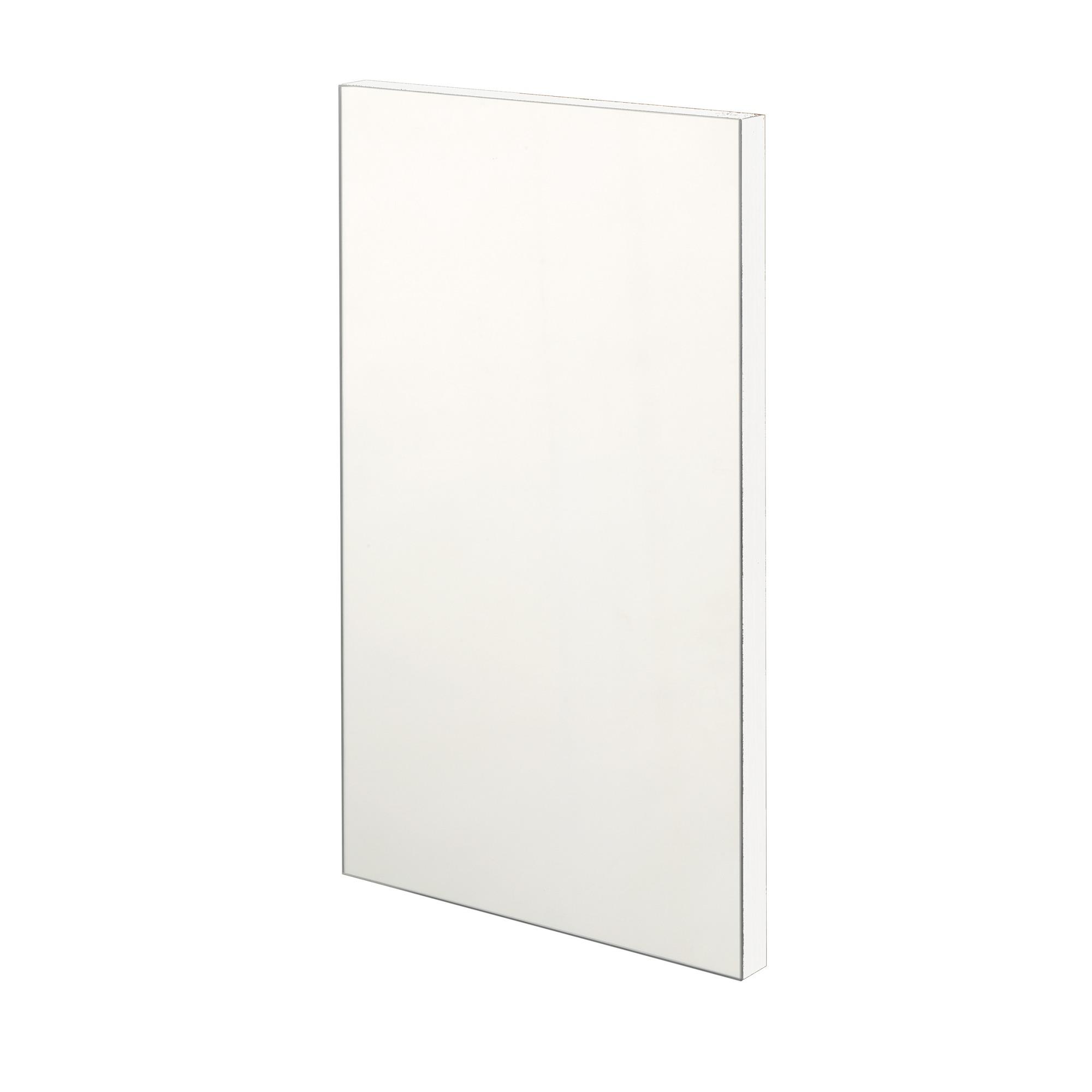 Tiger Items toiletspiegel 30x50 cm, wit hoogglans