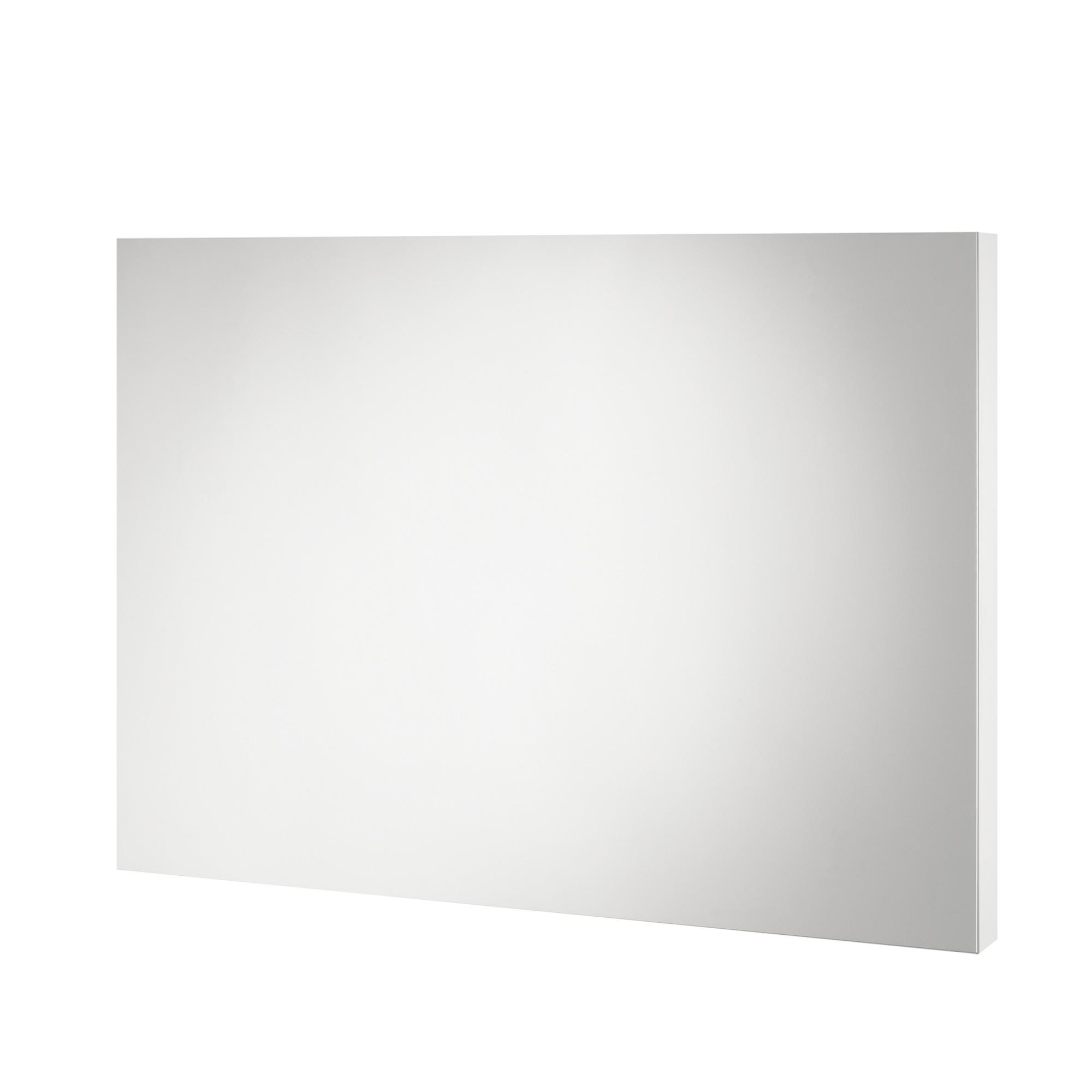 Tiger Items spiegelpaneel 70 x 50 cm, wit hoogglans