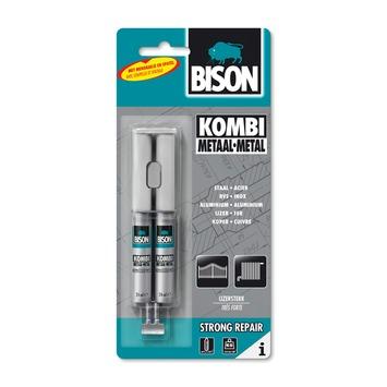 Bison kombi metaal 2 componenten 24 ml