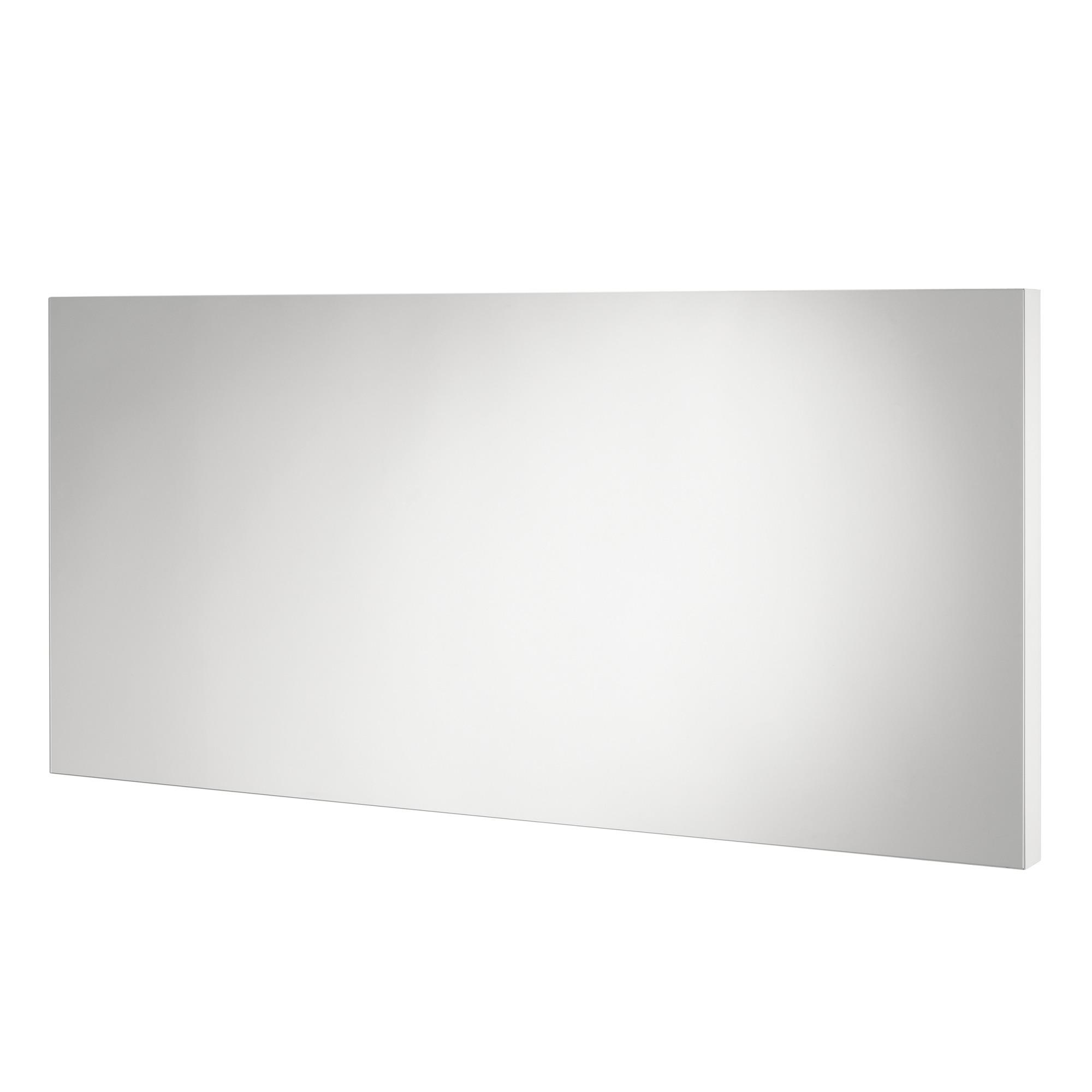 Tiger Items spiegelpaneel 105 x 50 cm, wit hoogglans