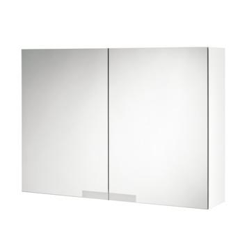 Spiegelkast Items Wit 70x50cm