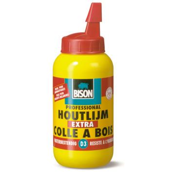 Bison houtlijm extra flacon 250 g
