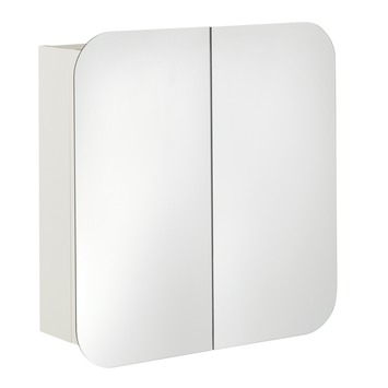 Tiger Ontario spiegelkast wit 60 cm