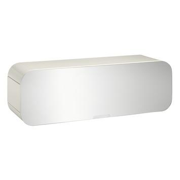 Tiger Ontario spiegelkast 32x105x18 cm 1 deur hoogglans wit