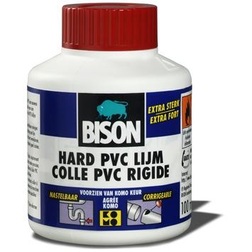 Bison hard pvc lijm flacon 100 ml