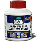 Bison hard pvc lijm flacon 100 ml