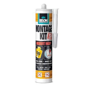 Bison montagekit direct grip koker 370 g