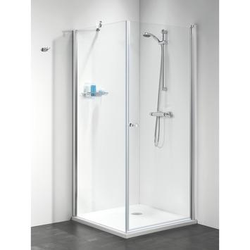 Get Wet Douchecabine met Swingdeur C105 90x195 cm Chroom