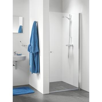 Get Wet Swingdeur voor Nis C105 100x195 cm Chroom