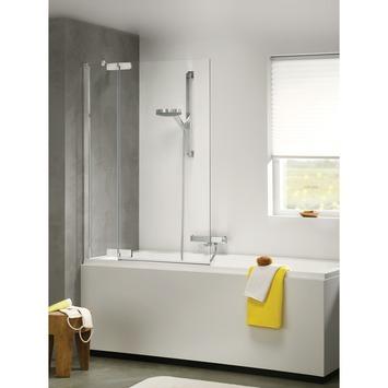 Get Wet Badwand Custom 2-delig Rechts 100x140 cm Chroom