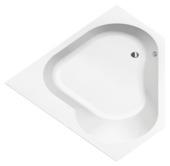 Get Wet Optimo Hoekbad Acryl 135x135x47 cm