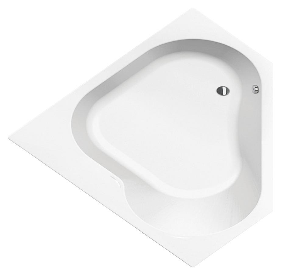 Sealskin Get Wet Optimo hoekbad 135x135 wit