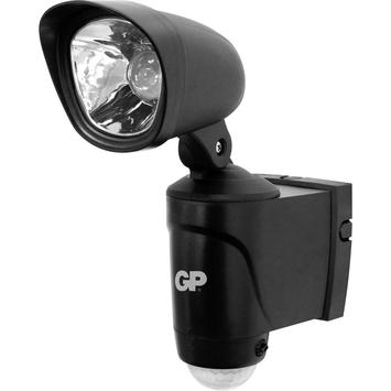 Buitenlamp Met Sensor Gamma.Gp Safeguard Led Buitenlamp Op Batterijen Met Bewegingsmelder 130