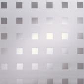 KARWEI statische folie Blokje transparant 150 x 67,5 cm (338-8010)