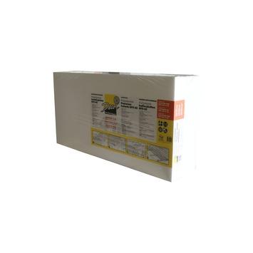 Isolatieplaten eps 60 wit 100 x 50 x 3 cm 8 stuks
