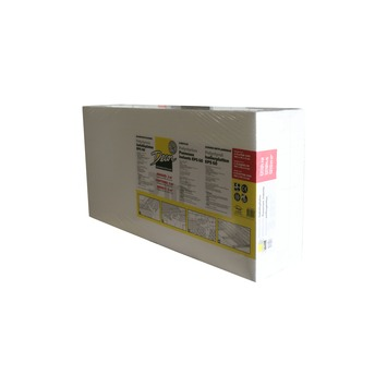 Isolatieplaten eps 60 wit 100 x 50 x 4 cm 6 stuks
