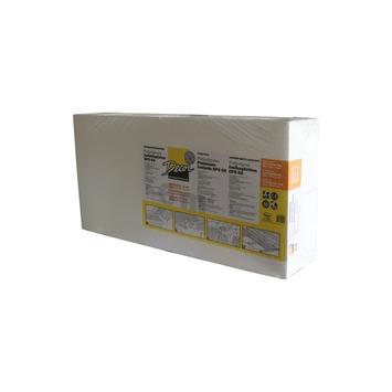 Isolatieplaten eps 60 wit 100 x 50 x 2 cm 12 stuks