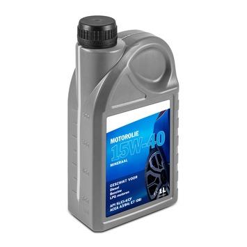 Karwei motorolie 15W40 1 liter