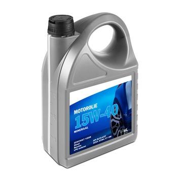 Karwei motorolie 15W40 4 liter