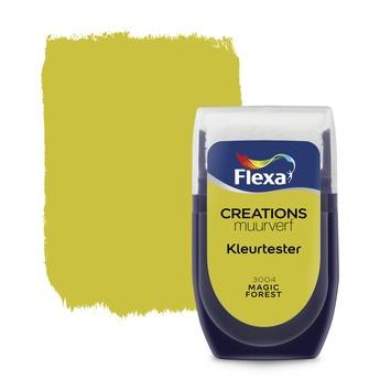 Flexa Creations muurverf kleurtester magic forest 30 ml