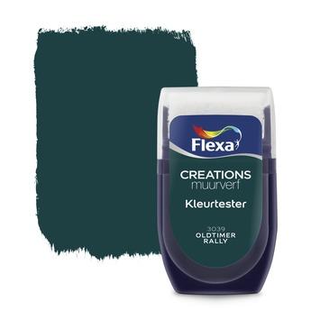 Flexa Creations muurverf kleurtester oldtimer rally 30 ml