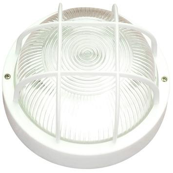 Handson Bull-Eye wandlamp rond wit