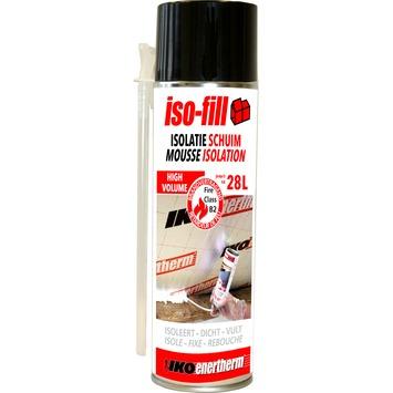 Iso-fill pur bouwschuim 500 ml