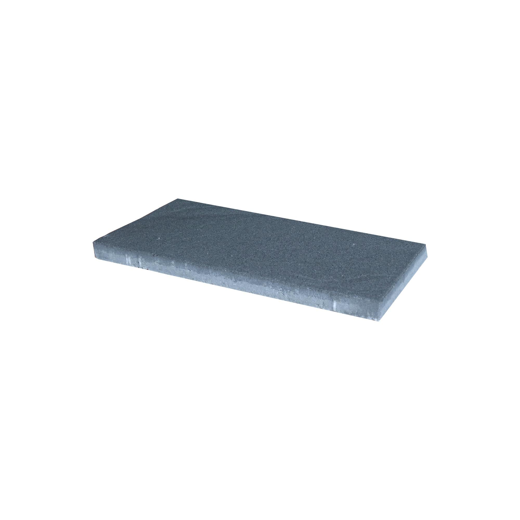 Terrastegel Beton Ardechio Zwart Nuance 60x30 cm Per Tegel-0,18 m2