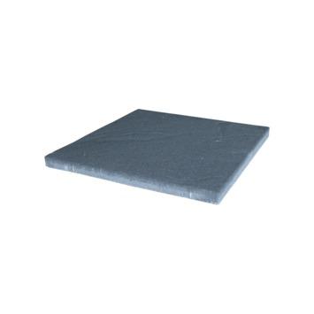Terrastegels 50x50 Beton.Terrastegel Beton Ardechio Zwart Nuance 60x60 Cm 36 Tegels 12 96 M2