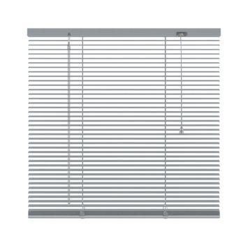 KARWEI horizontale aluminium jaloezie 16 mm zilver (221) 100 x 180 cm (bxh)