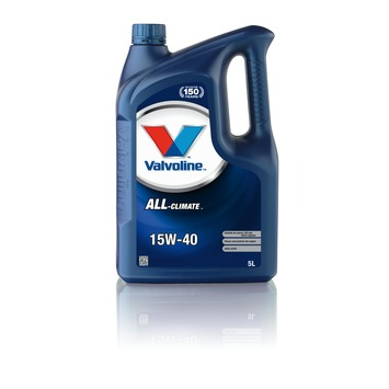 Valvoline all climate 15W40 5 liter